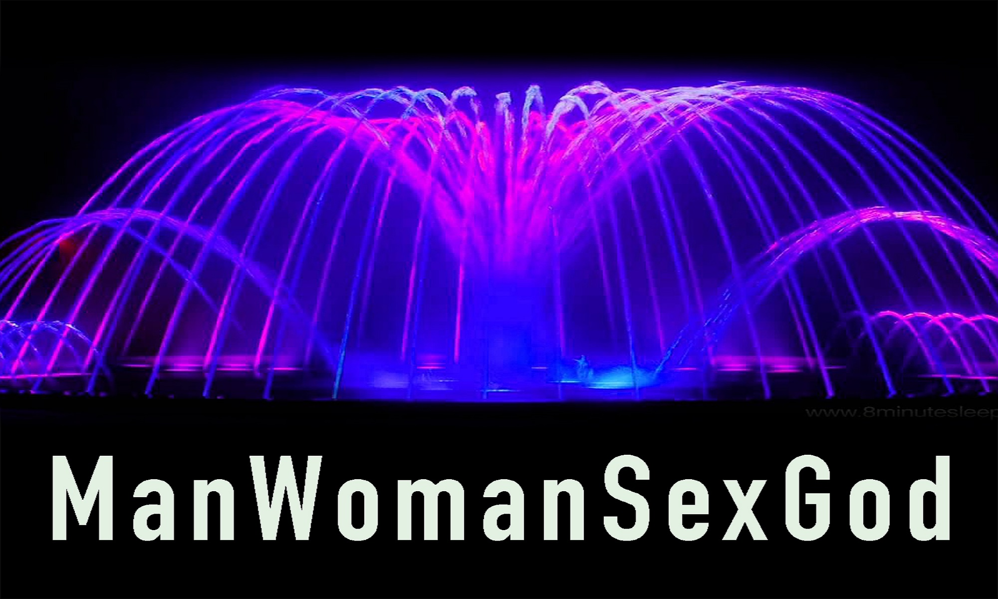 ManWomanSexGod